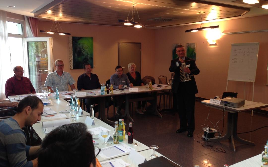 Flüssiggas von und für Profis: TRF Schulungen