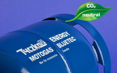 MOTOGAS, CO2 neutrales Flüssiggas, Treibgas, klimaneutral