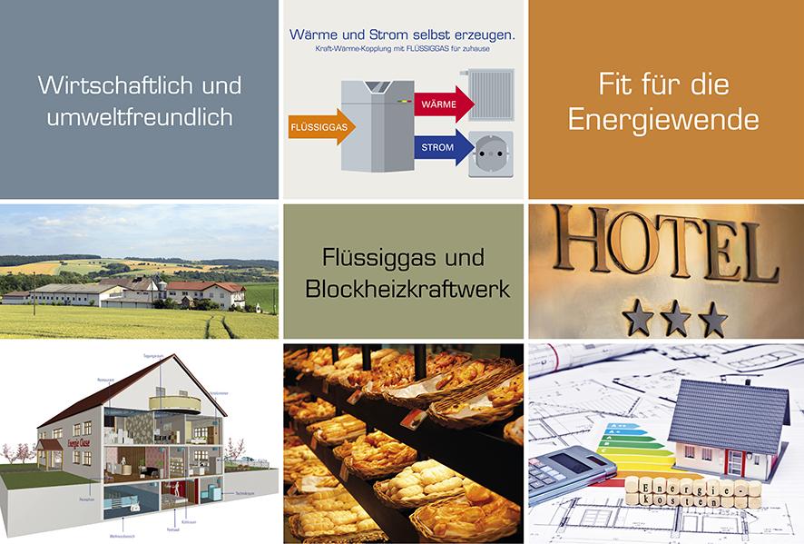 Energiewende regional in Mitte-West