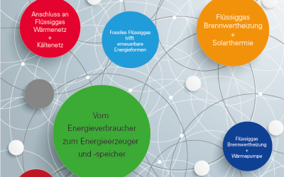 Hybride Wärmesysteme:  Energie intelligent kombiniert