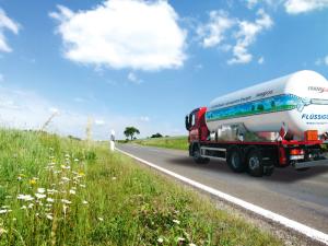 Flüssiggas-Transport-heute