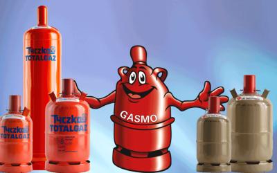 Unterschied bei Gasflaschen: Pfand- oder Nutzungsflaschen