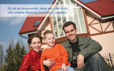 Contracting Heizung mieten german contract