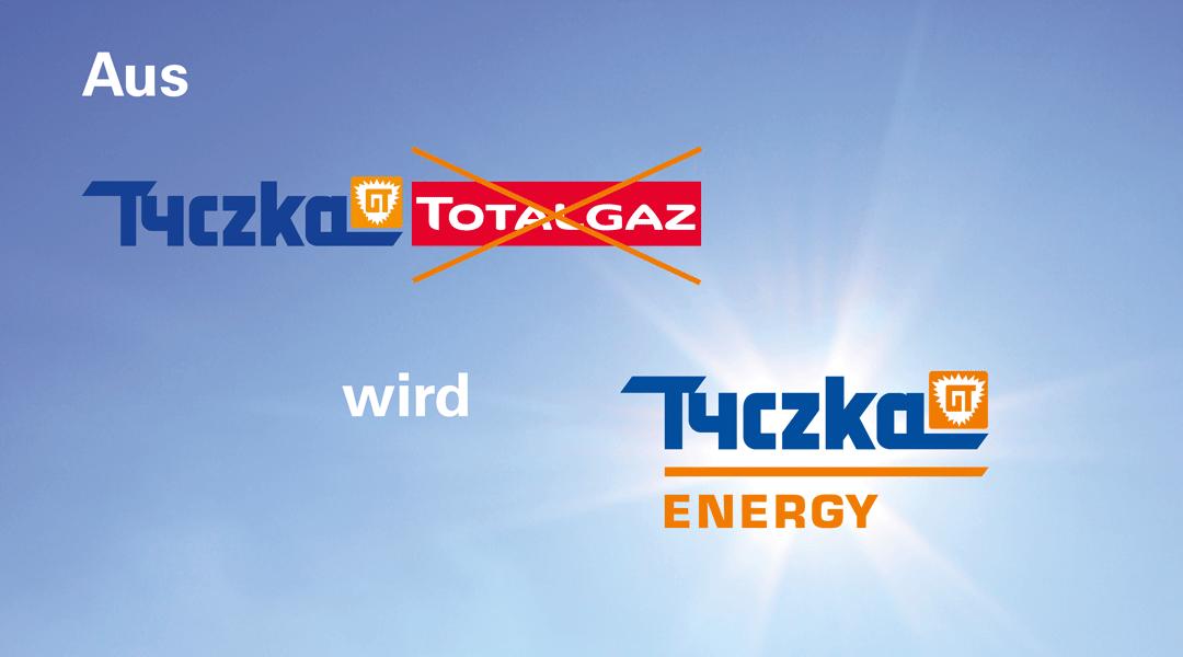 Tyczka Totalgaz wird Tyczka Energy