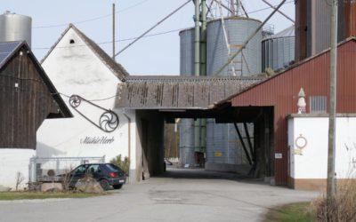 Flüssiggas zur Getreidetrocknung