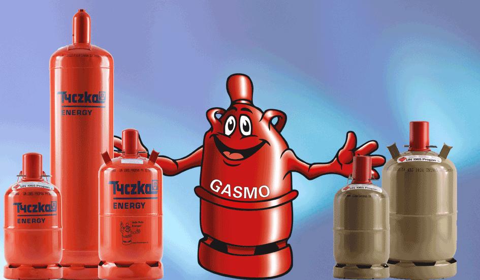 So finden Sie die richtige Gasflaschengröße zum Gasgerät