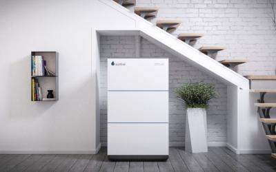 Flüssiggas Brennstoffzelle für Einfamilienhäuser
