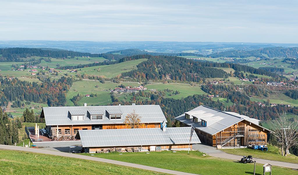 Flüssiggas zur sicheren Energieversorgung für Hütten
